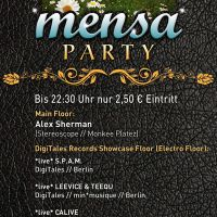 flyer mensaparty oktober 11 back