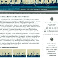website layout apartmenthaus